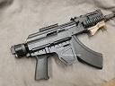US Machinegun: AK 47 CHIAPPA 9MM AND DRACO NAK 9MM PARTS