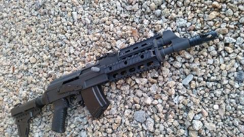 US Machinegun: AK-47 CENTURY ARMS C39, C39 V2 & RAS47 PISTOL PARTS
