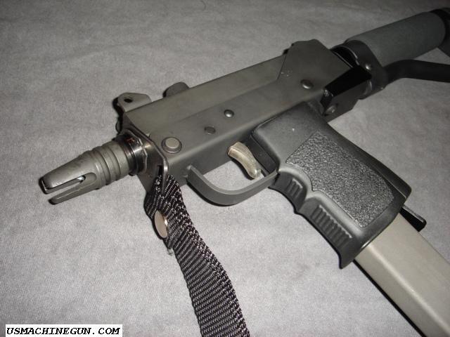Mini 9 Threaded Barrel - MasterPiece Arms, Inc.