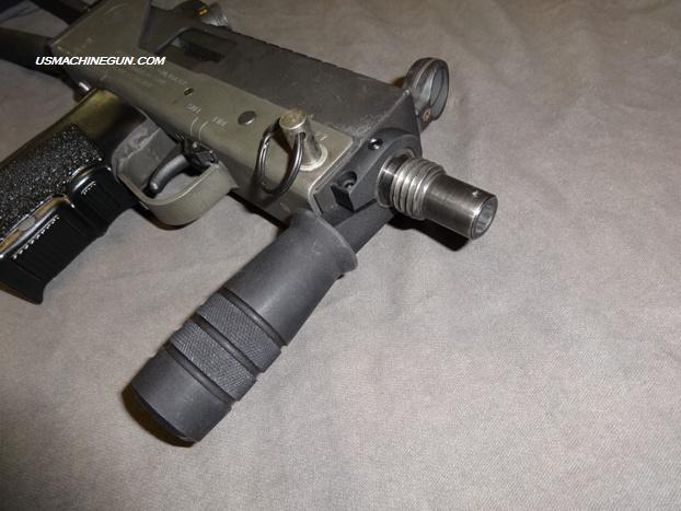 US Machinegun: *Pull Pin Receiver Pin for Mac-10 9mm/ 45acp