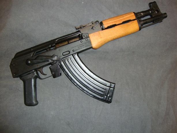 us machinegun draco ak pistol 7 62 x 39mm guns for sale gns 0108