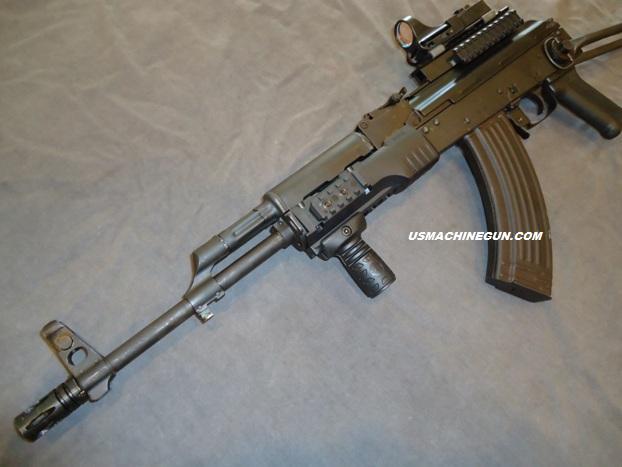US Machinegun: AK-47 Tri-Rail Lower Hand Guard, AK-47, DRACO