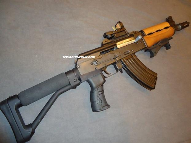 Tactical Buttstock with adapter for AK PAP M92