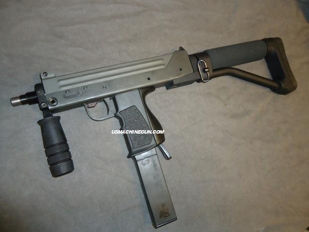 US Machinegun: Mac-10 Single Feed 9mm 50 Round Magazine w/mag Stop ...