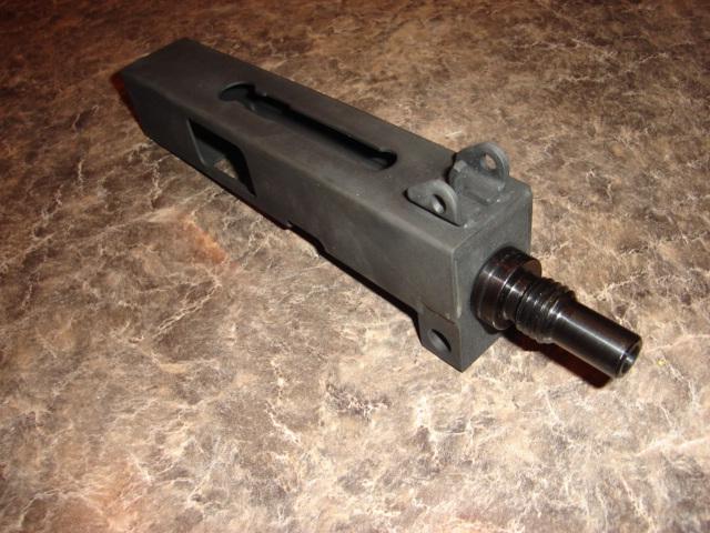 US Machinegun: Mac-10 9mm Barreled Upper, MAC-10 SMG/OPEN ...