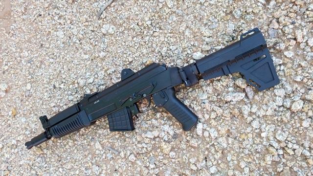 US Machinegun: *Universal / HELLPUP/LYNX Rear Adapter with